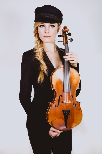 Sophie Durtest - Alto Les Parisiennes Quatuor