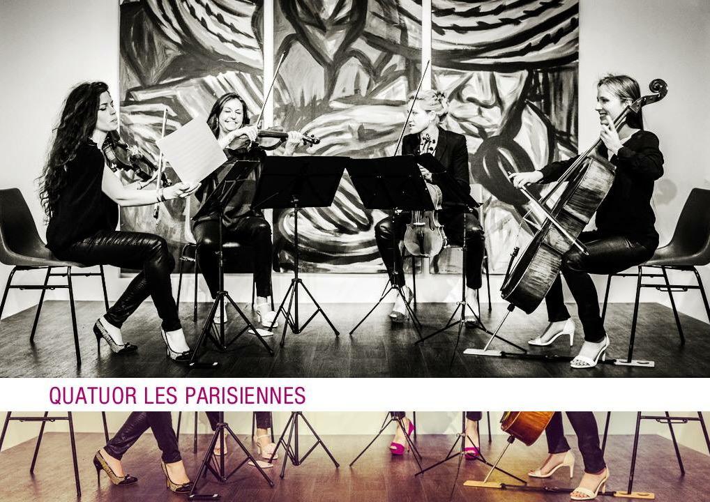 Concert au Carrousel de Paris