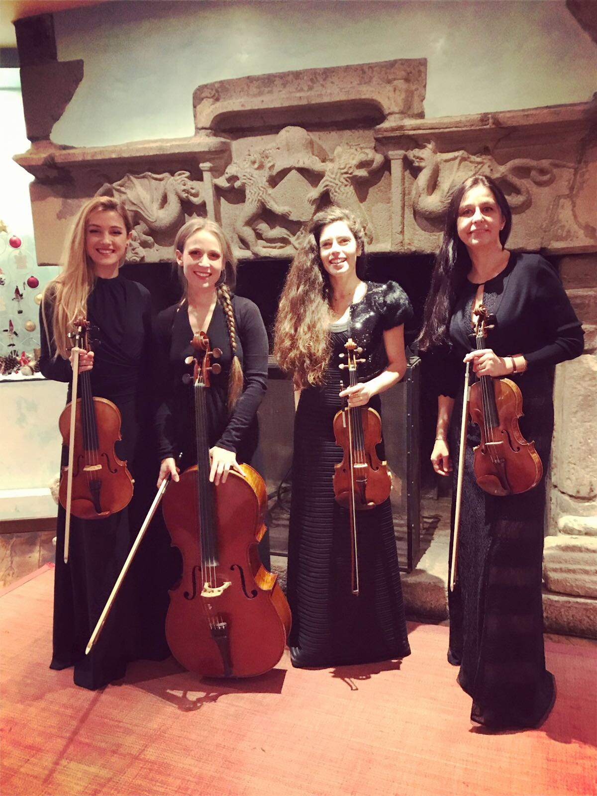 Concert privé Classique sur le thème de l'amour au domaine de la Rochevilaine